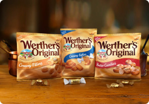 The Werther's Original Assortment